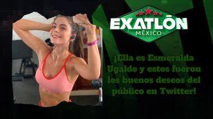 Esmeralda Ugalde Exatlón