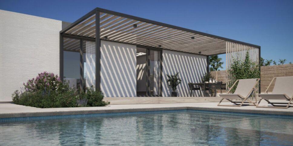 El desierto de California albergará el primer vecindario de EUA compuesto por casas impresas en 3D.
