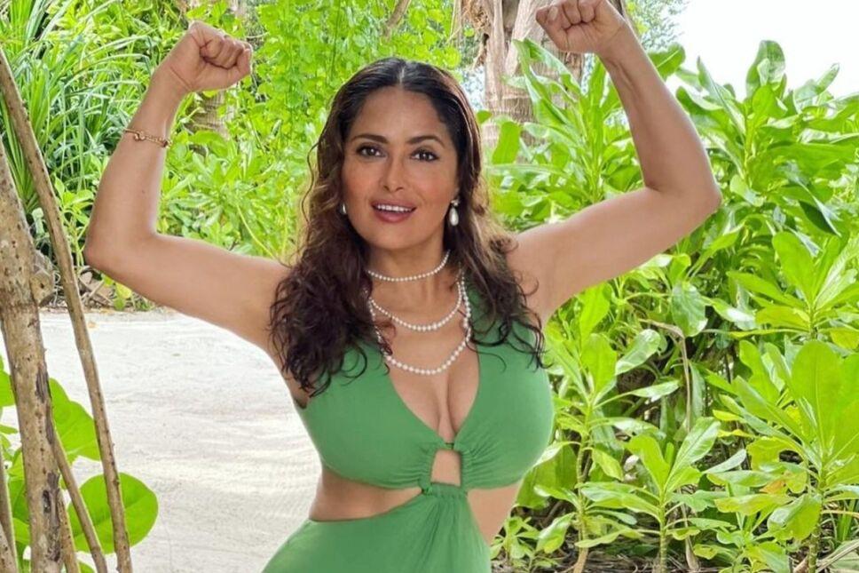 Salma Hayek reveló que no le dieron dos protagónicos de películas solo por ser mexicana