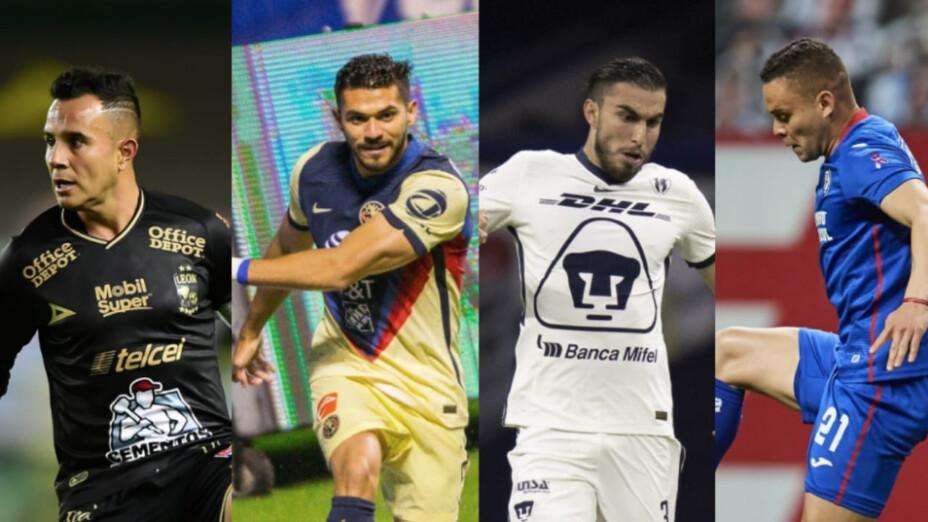 Definidos los cuatro equipos con su boleto a los Cuartos de Final de Guardianes 2020 de la Liga MX