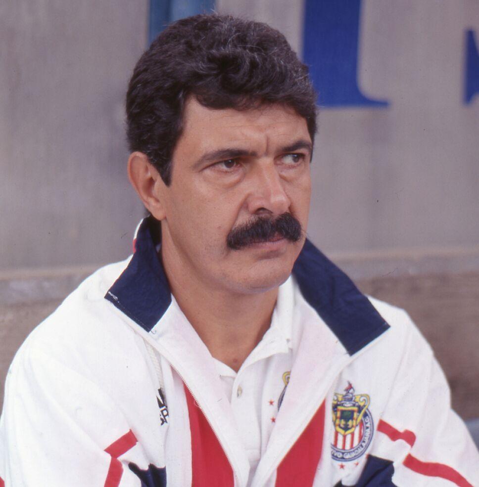 Tuca Ferretti en Chivas 1997