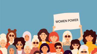 Marcha virtual Día Internacional de la Mujer