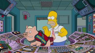 Simpson predicciones 2020