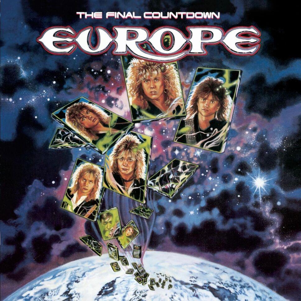 The Final Countdown (1986) de Europe