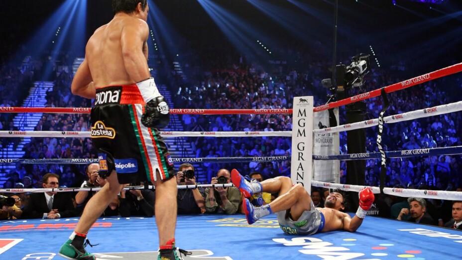 Márquez derrota a Pacquiao