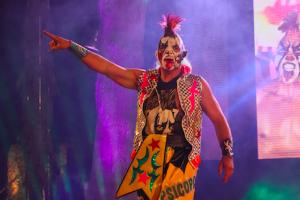 Psycho Clown luchador