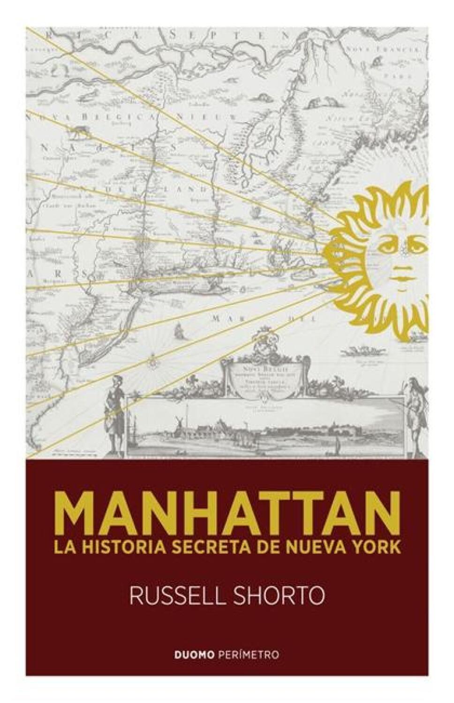 Manhattan, la historia secreta de Nueva York