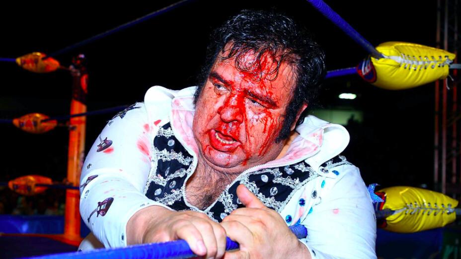 Súper Porky fallece luchador
