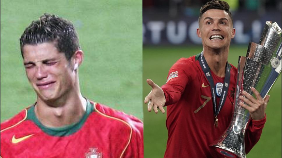La comparativa de Portugal en 2004 vs Portugal en la actualidad
