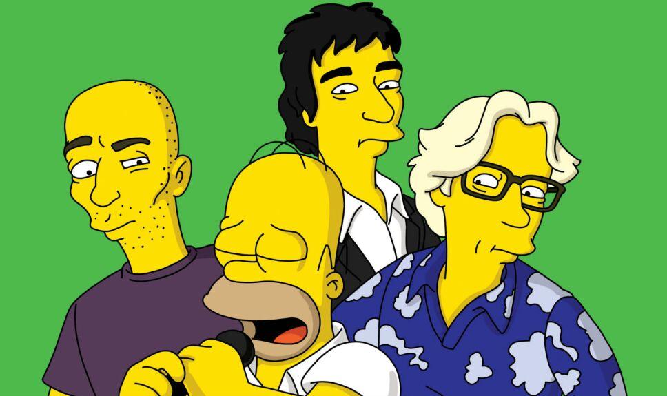 Los Simpson taberna de Homero