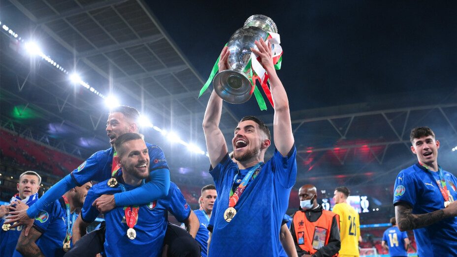 Jorginho: rival de Messi para el Balón de Oro 2021