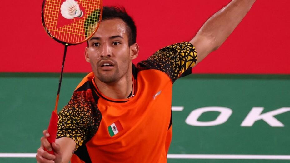 Lino Muñoz en los Juegos Olímpicos de Tokyo 2020