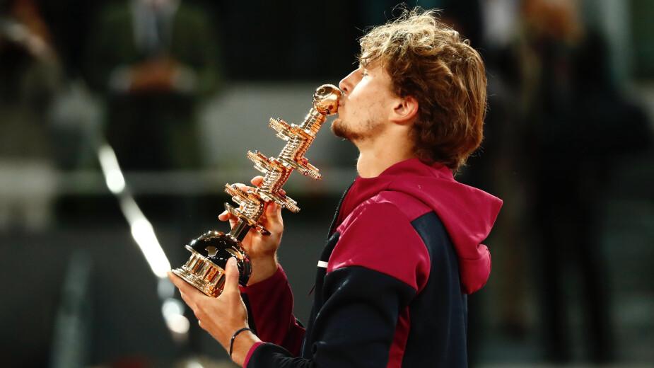 Alexander Zverev | Masters Madrid