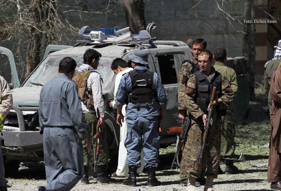 imagAfganistán. Tres civiles mueren por ataque suicida con bomba en Kabul
