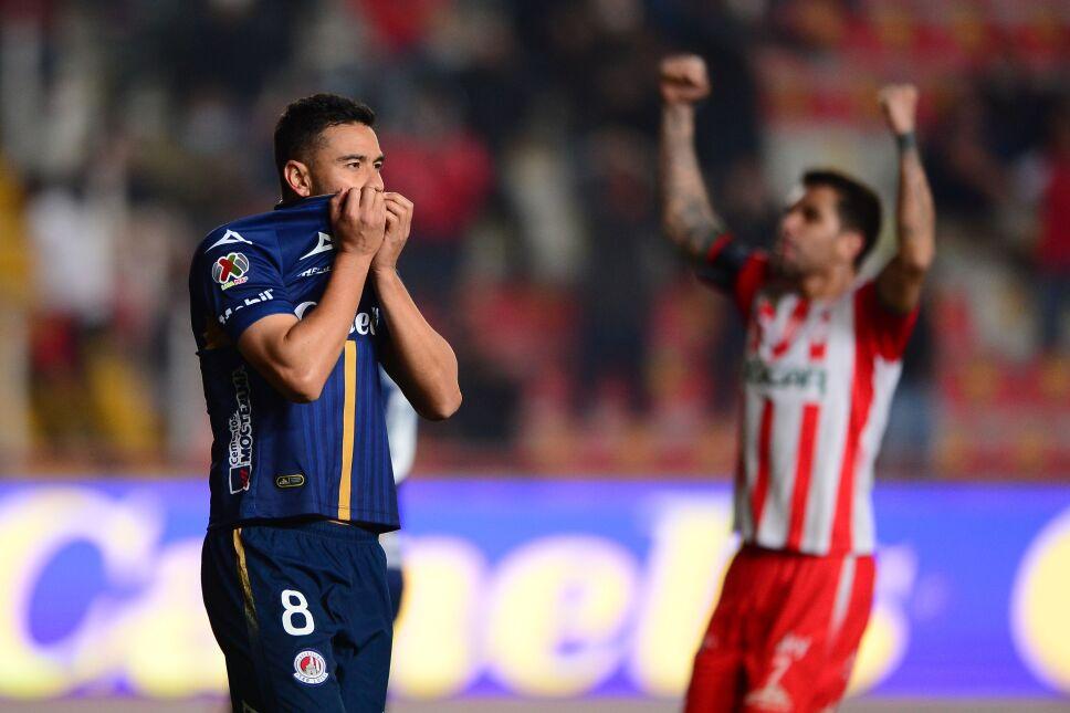 Liga BBVA MX Clausura GUARD1ANES 2021 Necaxa vs Atletico San Luis