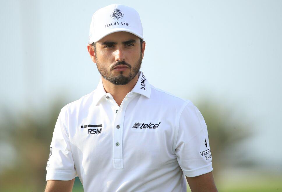 Abraham Ancer es el primer mexicano en superar el top-20 del Ranking Mundial.