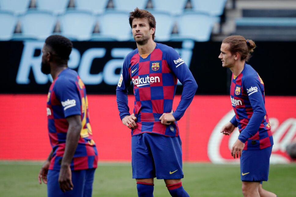 ¡Se le escapa La Liga al Barcelona ante el equipo de Araujo!
