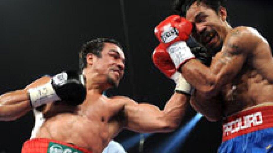 Manny Pacquiao vs Juan Manuel Márquez, la historia