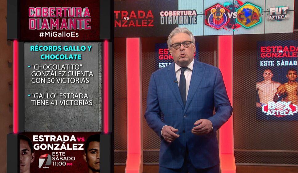 Gallo Estrada vs Chocolatito González