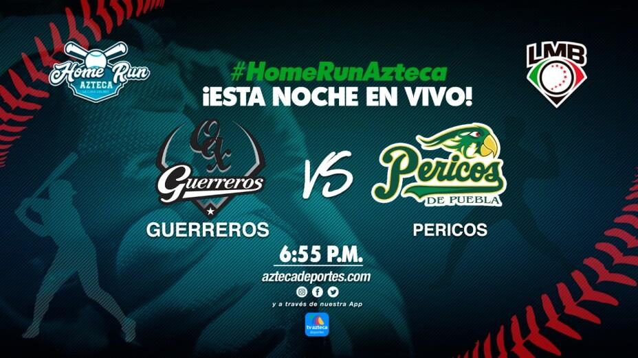 Guerreros de Oaxaca vs Pericos de Puebla