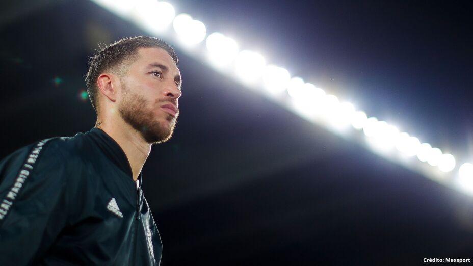 Sergio Ramos positivo a coronavirus