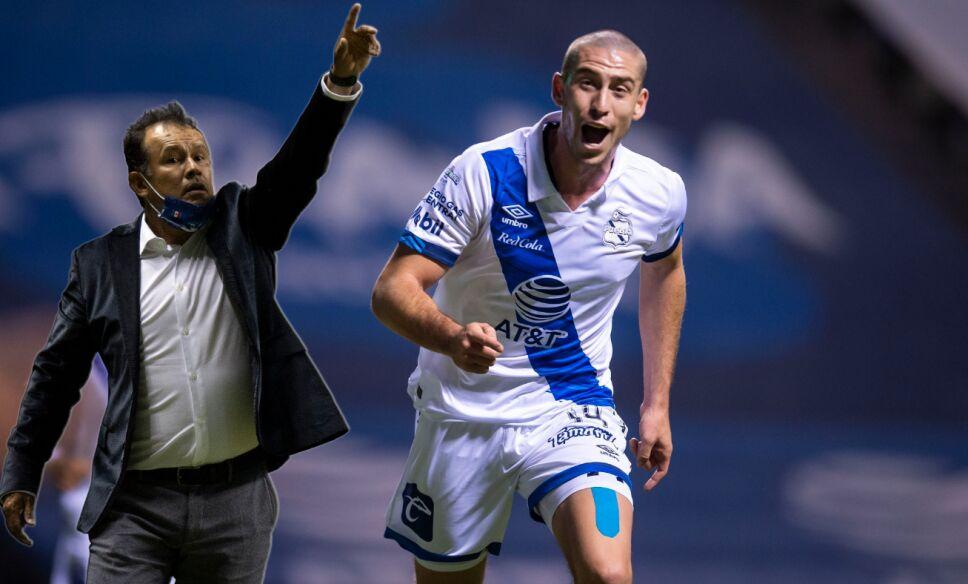 Santiago Ormeño le tiene mucho cariño a Juan Reynoso
