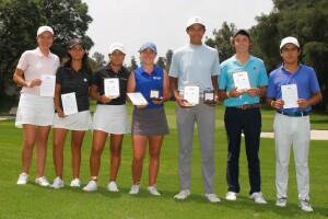 Golfistas mexicanos consiguen boleto a campeonatos de la USGA.
