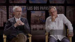 Película Los dos papas exclusiva Ventaneando