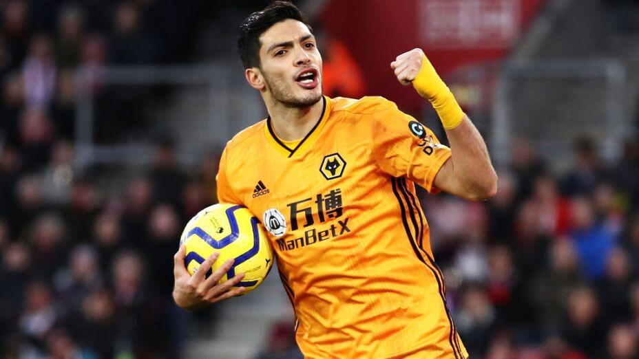 Rául Jiménez hace historia con el Wolverhampton en la Premier League