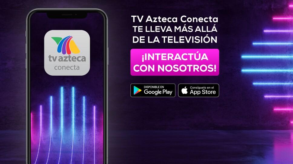 TV Azteca Conecta logo nuevo 2020