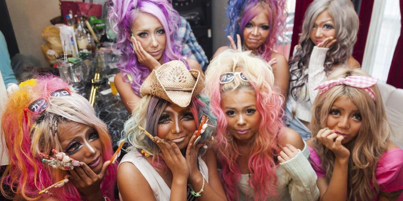 Ganguro: la tendencia que retó los ideales de belleza japoneses