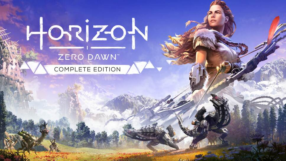 horizon zero dawn Ps Plus