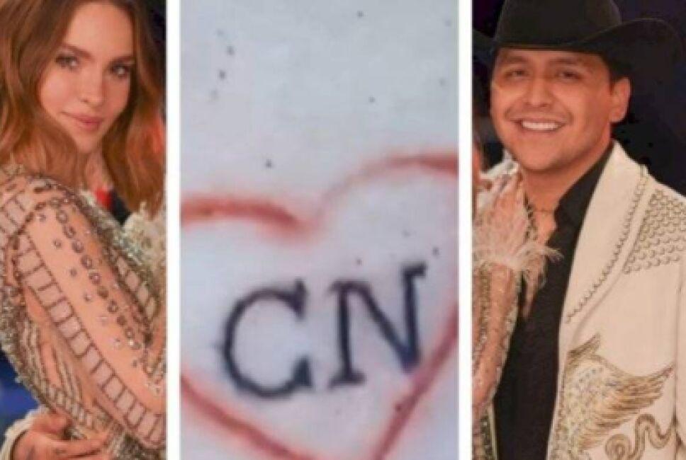 Christian Nodal y Belinda