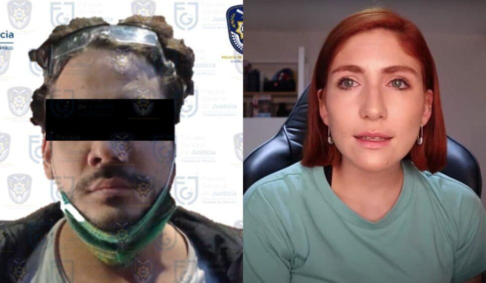 Detienen al youtuber Rix por su probable participación en el abuso a Nath Campos