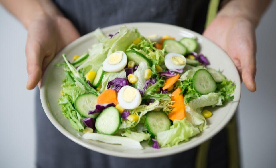 Alimentos de la dieta keto