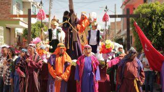 La Judea, una de las tradiciones más populares de Guanajuato en Semana Santa