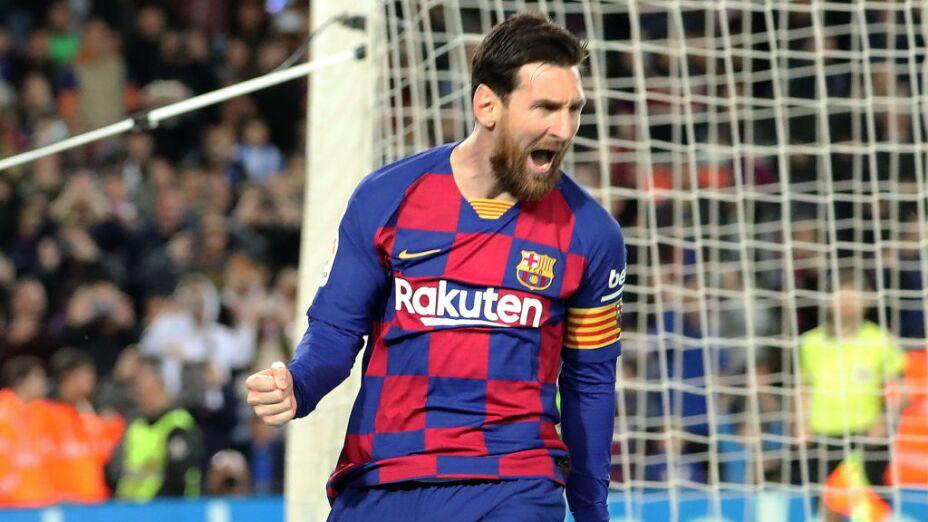 Los datos detrás del gol 700 de Lionel Messi