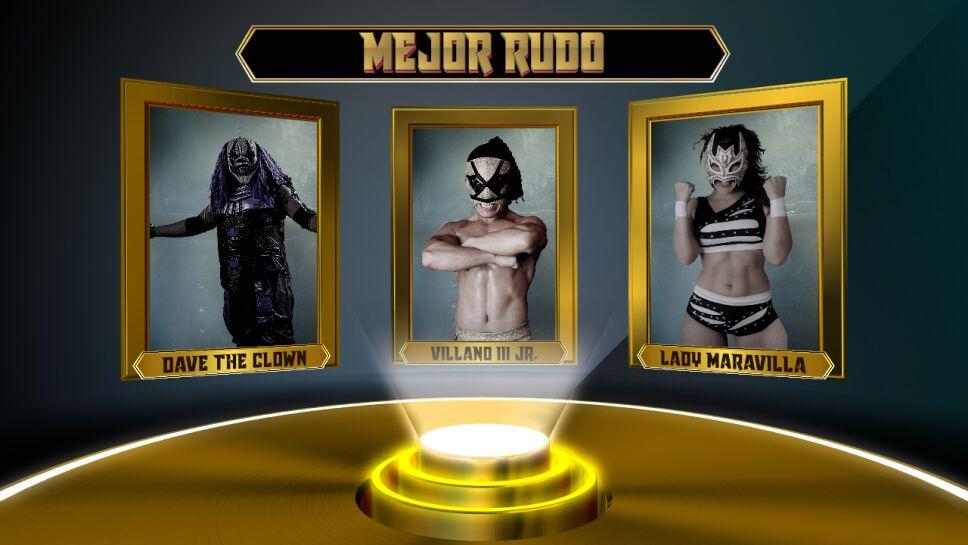 Premios Lucha Azteca AAA