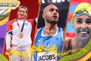 Aremi Fuentes medalla en levantamiento de pesas