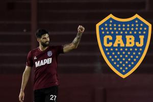 Nicolás Orsini, nuevo fichaje de Boca Juniors