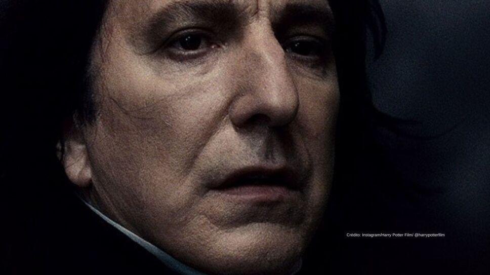 Las películas más emblemáticas de Alan Rickman: recordamos a 'Snape' a cuatro años de su muerte.