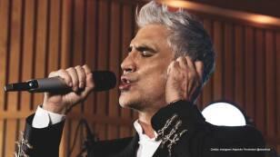 alejandro fernandez cantando