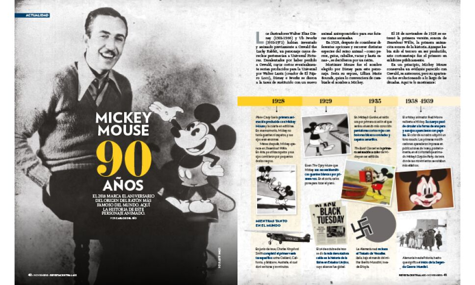 Mickey Mouse Foto
