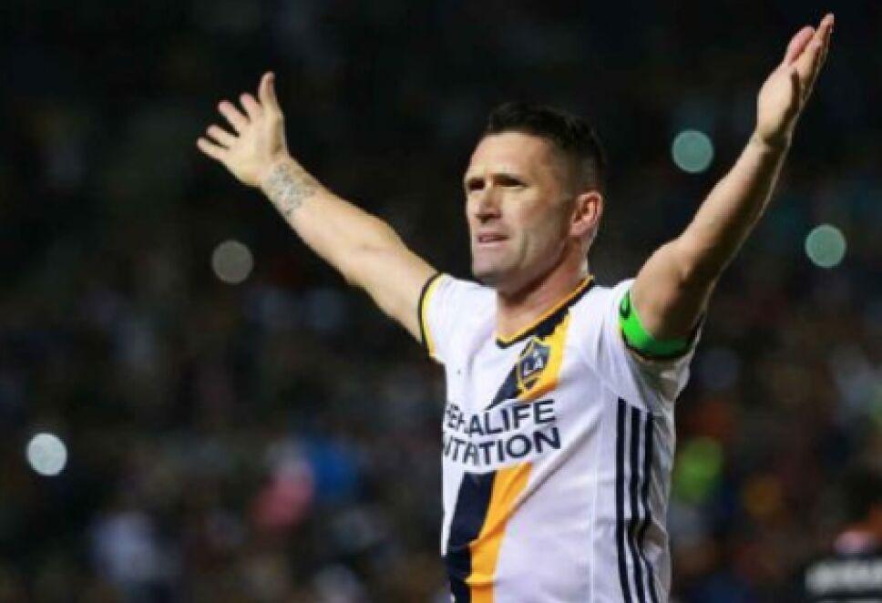 Robbie Keane Galaxy