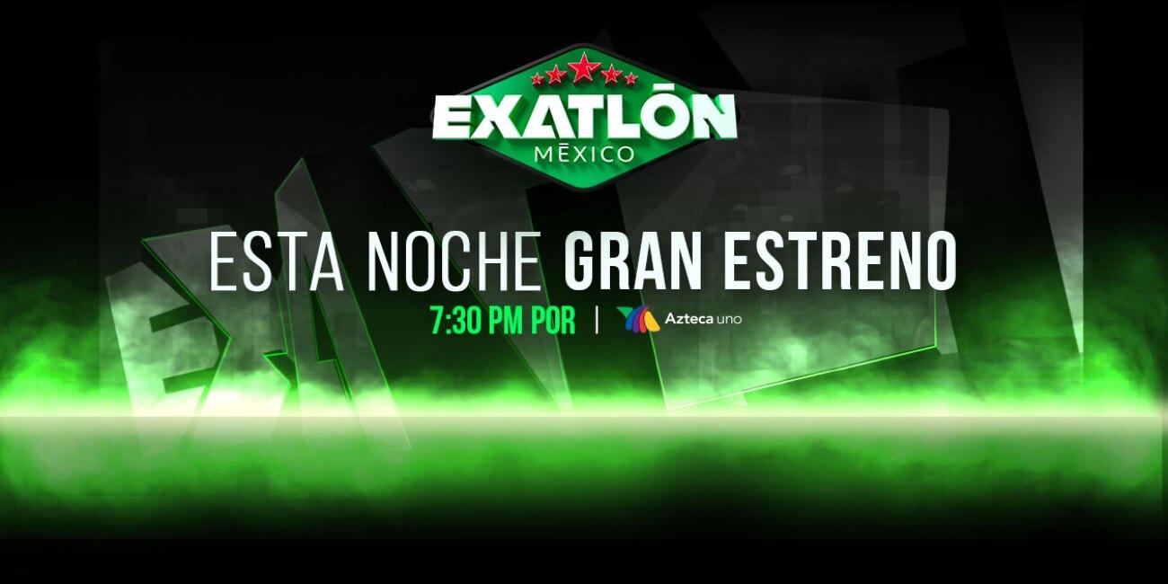 Esta noche estreno Exatlón
