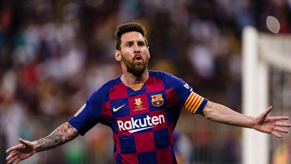 Atlético de Madrid, cliente de goles históricos de Lionel Messi