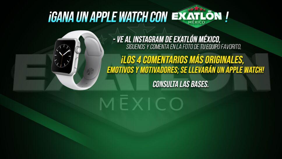 exatlón apple watch 2