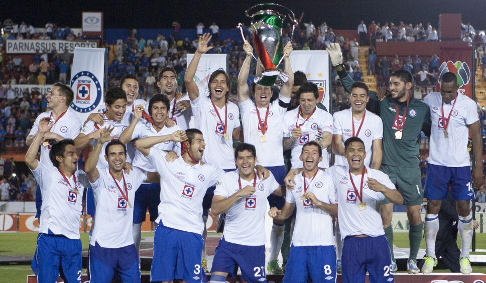 Copa MX Clausura 2013, Cruz Azul campeón