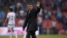 Cruz Azul ofreció disculpas por las declaraciones de Caixinha.