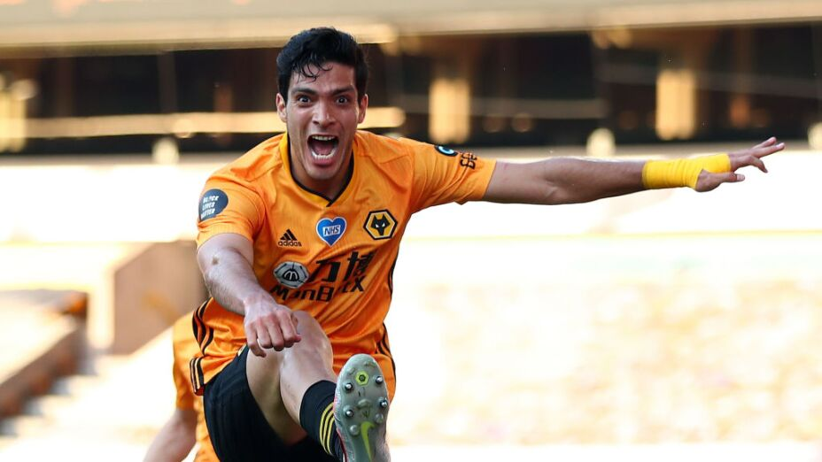 ¡Imparable! Raúl Jiménez anota gol del triunfo para el Wolverhampton